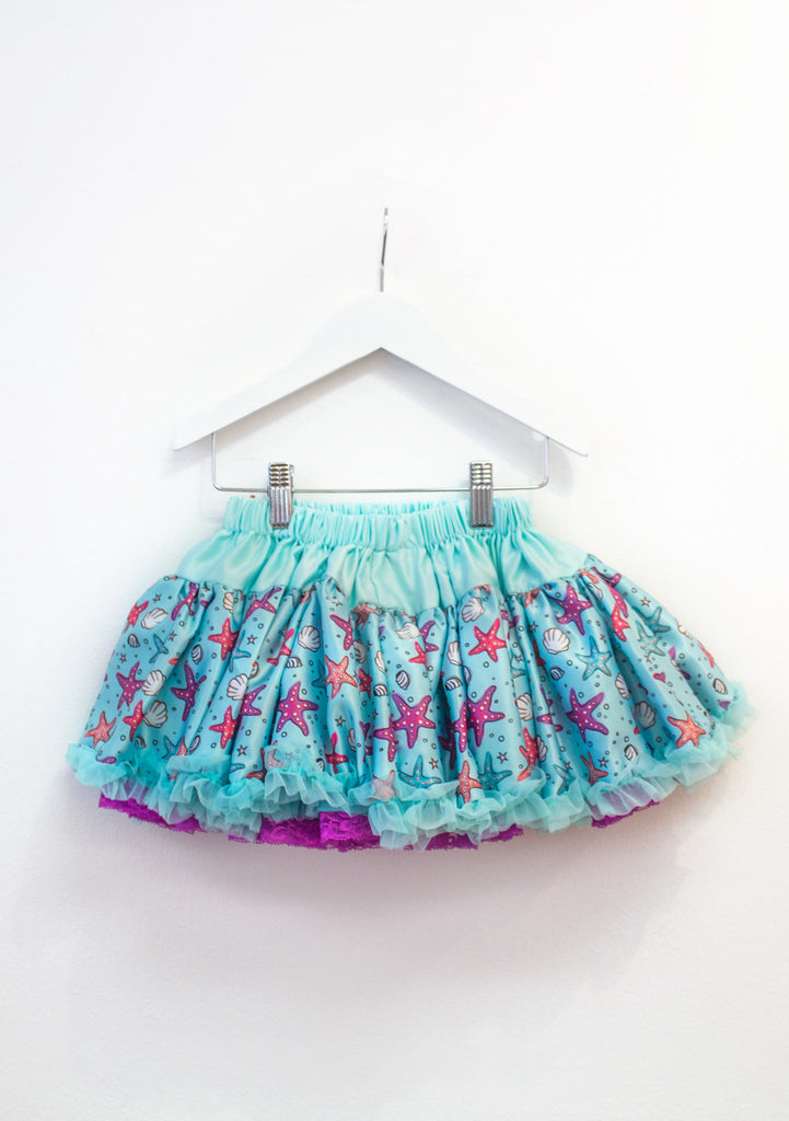 TC1827DS Ariel - Reversible Petti Skirt