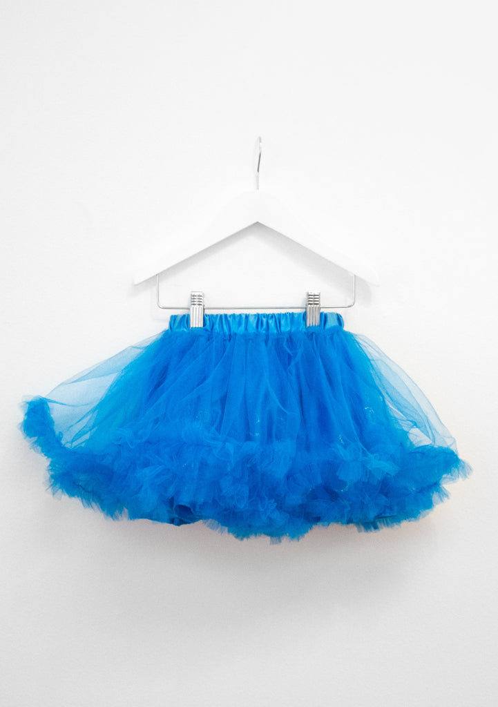 TC1797DS Cinderella - Romantic Tutu Skirt w/ Ruffles at Hem