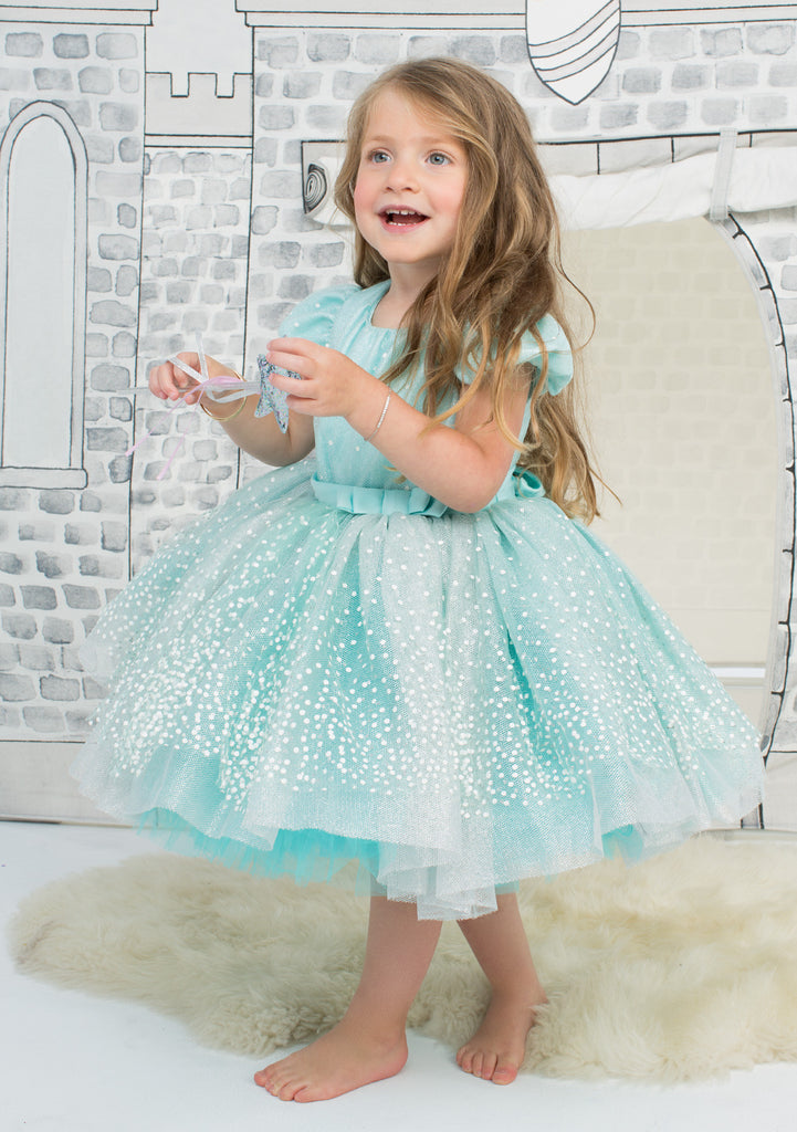 TC1710 Sparkling Tulle Romantic Tutu Dress