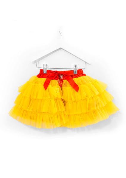 TC1777DS - Belle - Reversible Ruffled Tutu Skirt