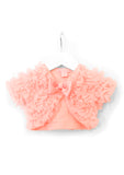 TC3575 2PC Set Tutu Romper with Ruffled Bolero