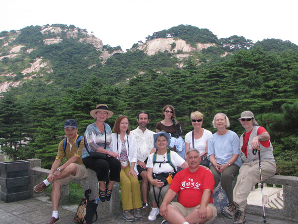 China Tea Tour 2011