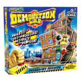 Demolition Lab: Breakdown Building