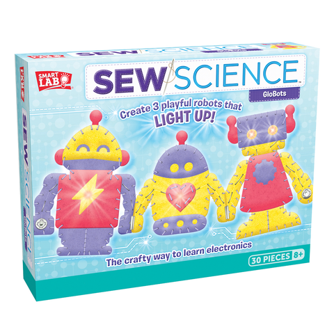 Sew Science: GloBots