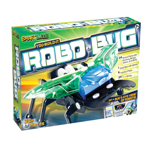 You-Build-It Robo-Bug