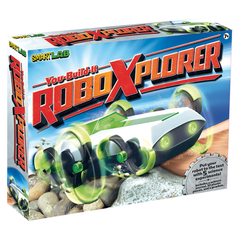 You-Build-It RoboXplorer