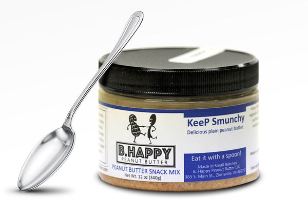 B. Happy Peanut Butter, Dip, Spreads, Edibles, Gift