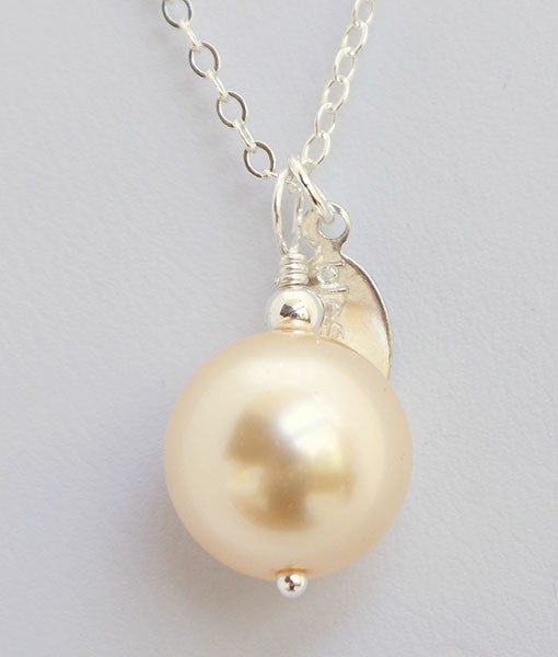 Pearl Blessing Necklace