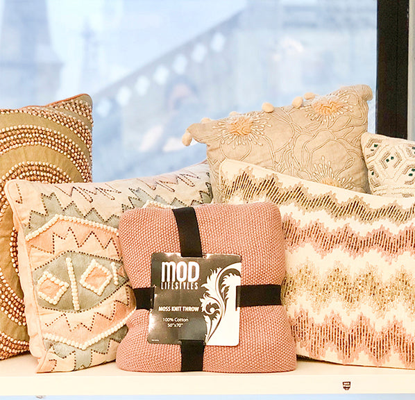 How to Mix And Match Cushions