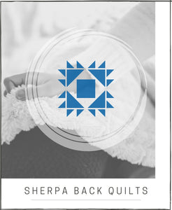 SHERPA BACK QUILTS SOFT