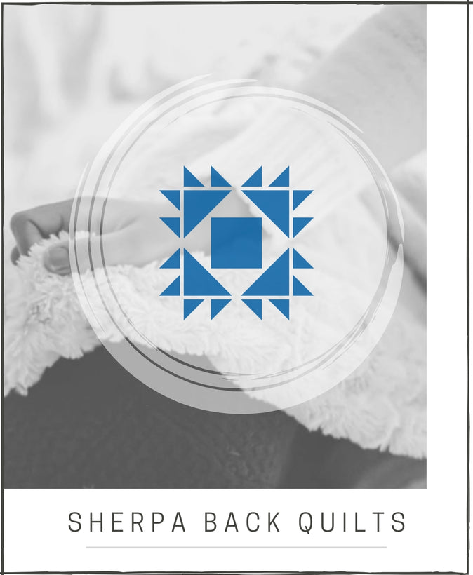 SHERPA BACK QUILTS