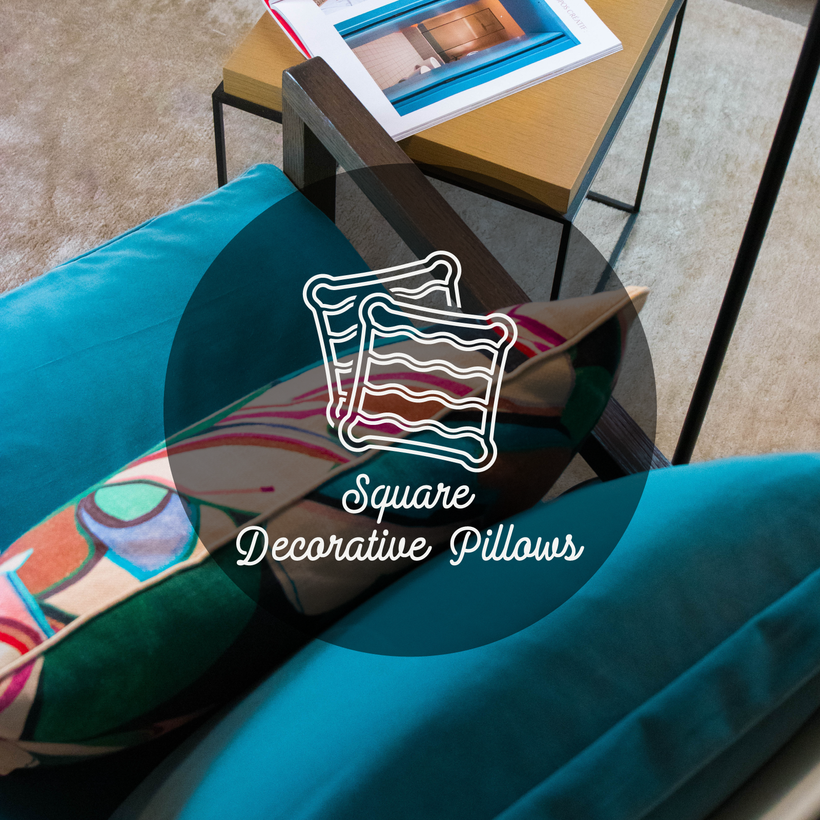 Square Decorative Pillows