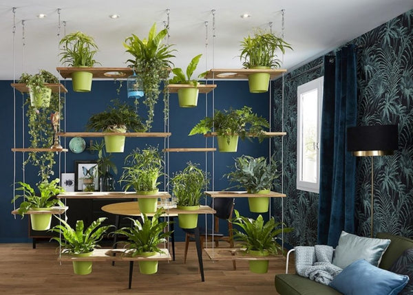 Squareinch home plant wall divider 2