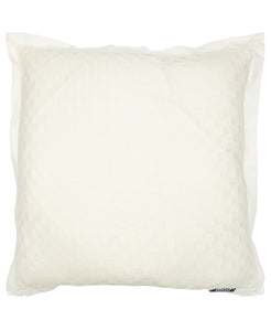 "Basketweave Textured Pillow Piped Edges, 20"" X 20"" Mod Lifestyles"
