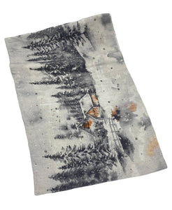 "Winter Landscape Table Runner, 16"" X 72"" Mod Lifestyles"