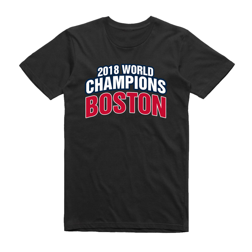 Boston 2018 World Champions Baseball