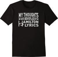 Thoughts Have Been Replaced By Hamilton Lyrics