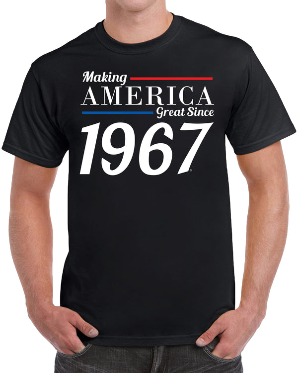 51st Birthday Gifts For Men Making America Great Since 1967