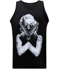Marilyn Gangster Tank