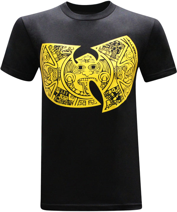 Aztec Wu-Tang Clan Men's T-Shirt - tees geek