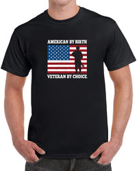 American By Birth, Veteran By Choice