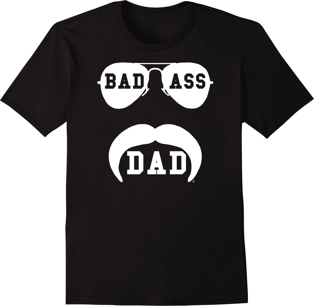 Bad *ss Dad - Mustache