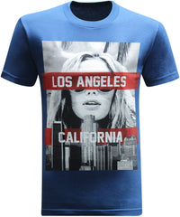 California Republic Los Angeles Bombshell - Blue