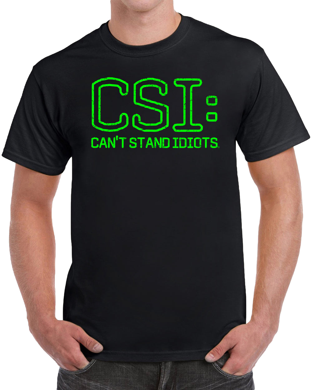 CSI: Can't Stand Idiots
