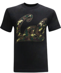 California Republic Cali Camo Men's T-Shirt - tees geek