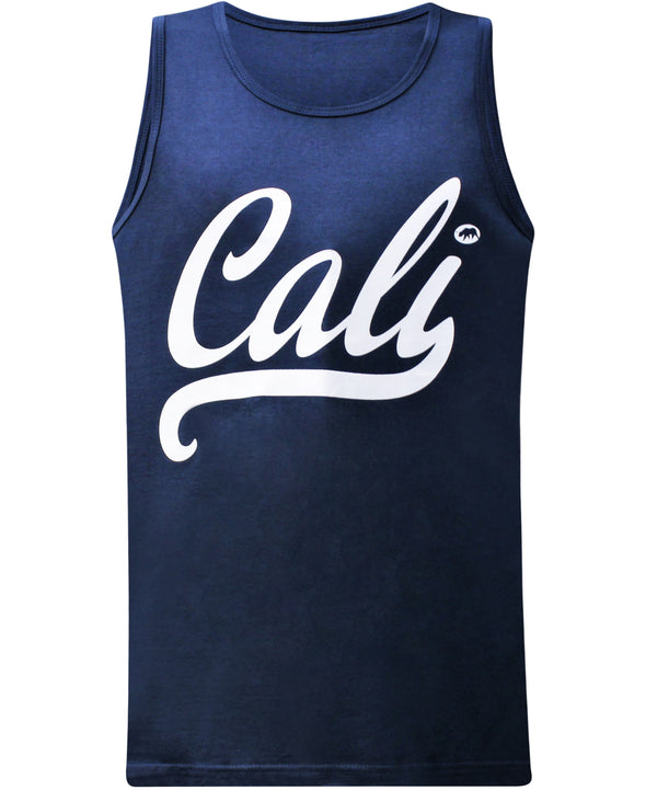 California Republic Cali College Tank