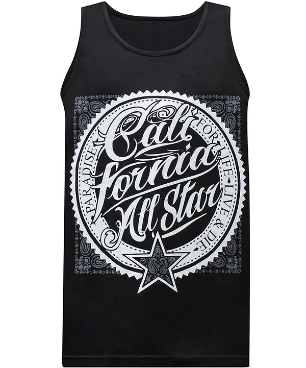 Cali Live and Die Tank