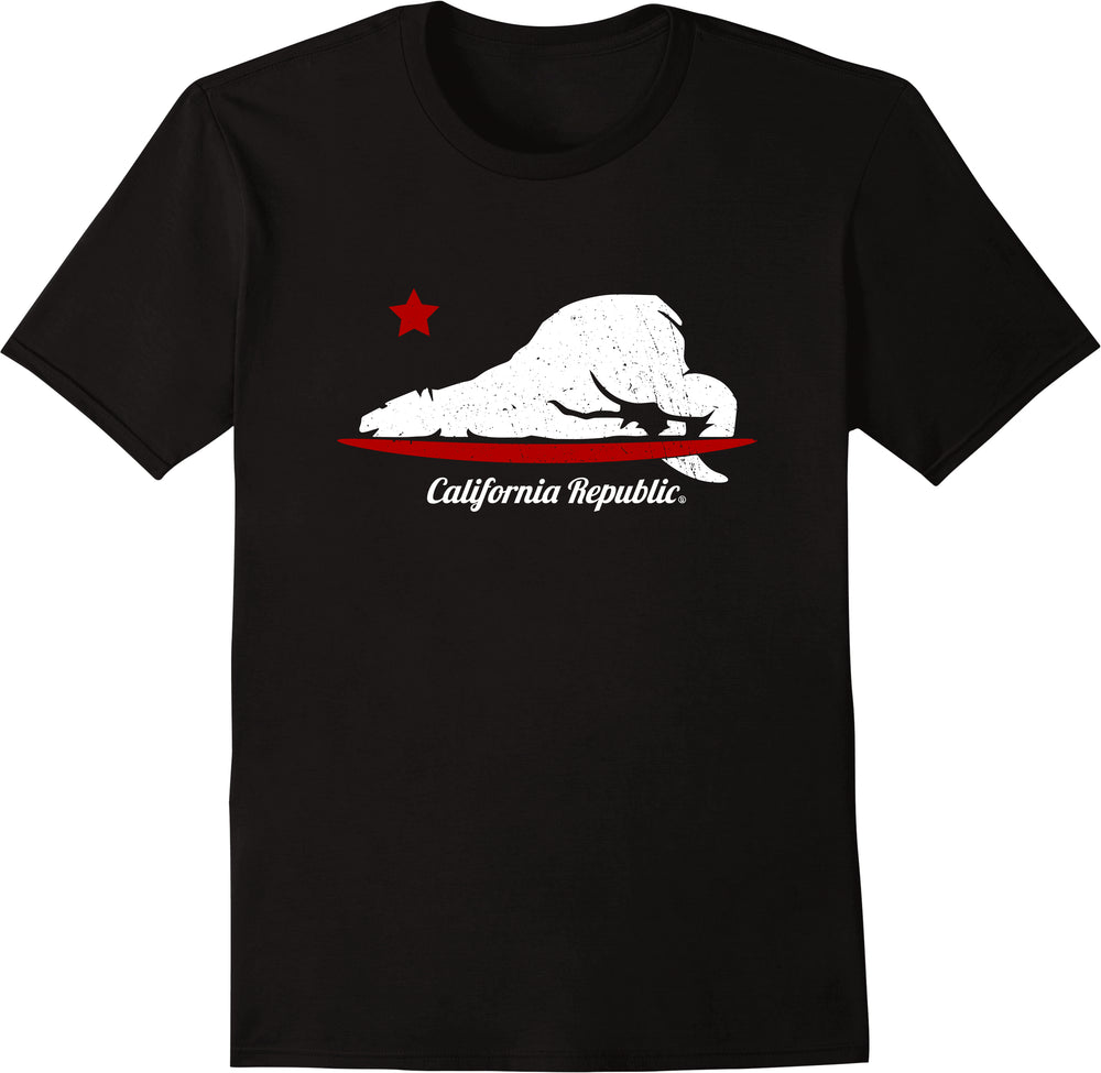 California Republic Lazy Bear