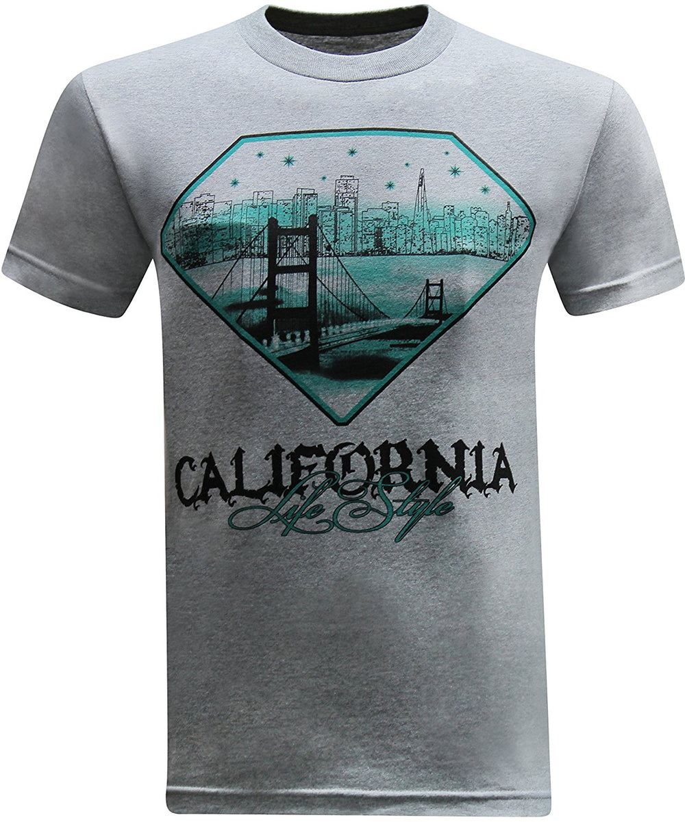 California Republic Lifestyle - Grey