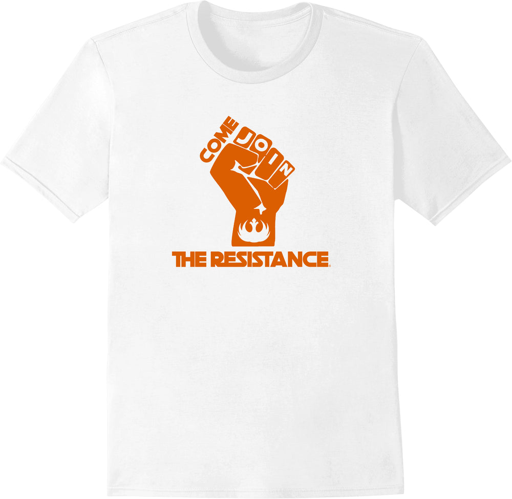 Come Join The Resistance - Solid Print