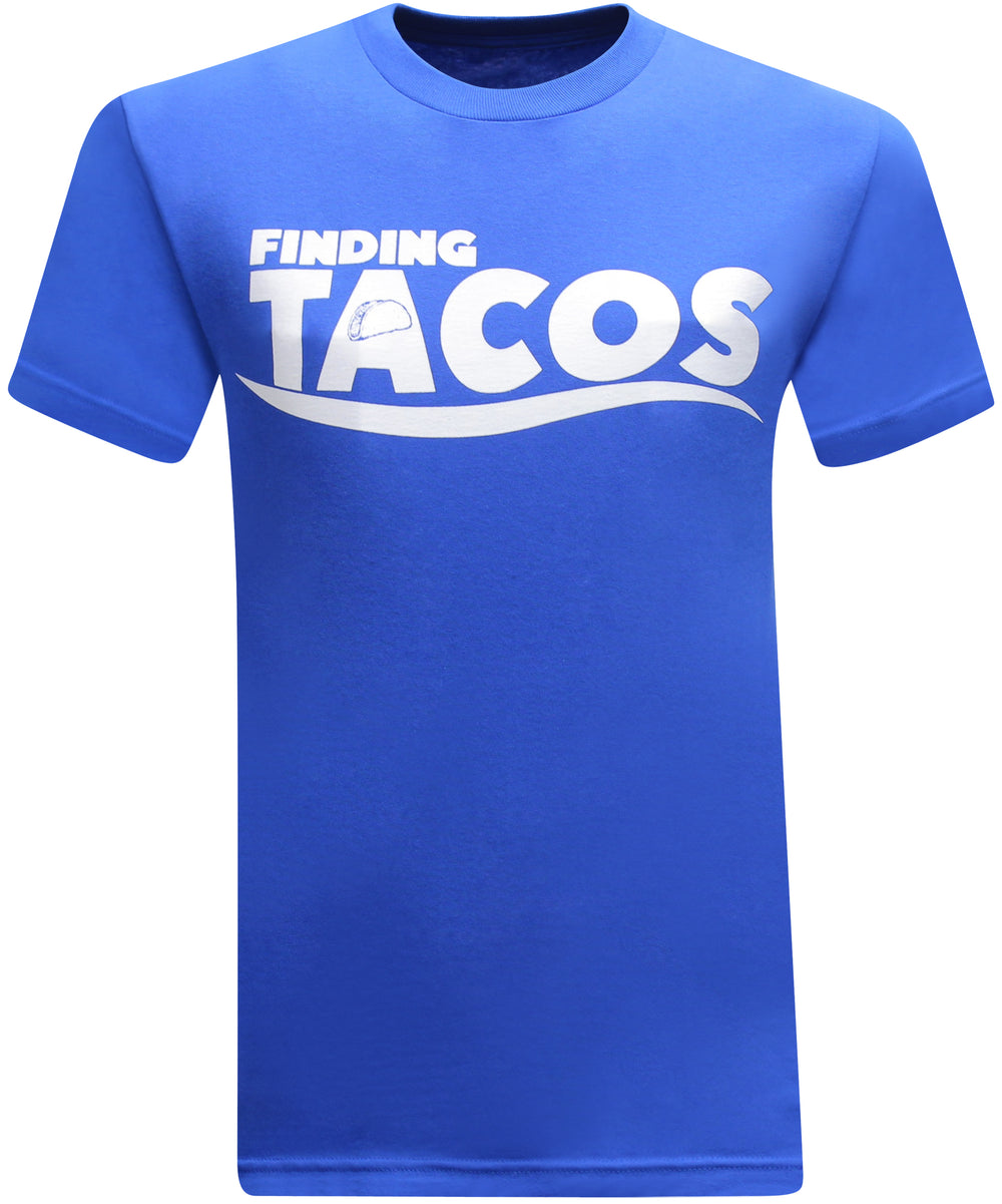 Finding Tacos Parody - Blue