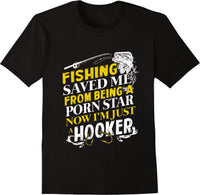 Fishing Saved Me From Being A Pornstar Now I'm Just A Hooker