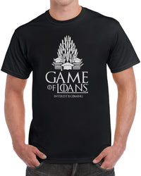 Game of Loans - Black