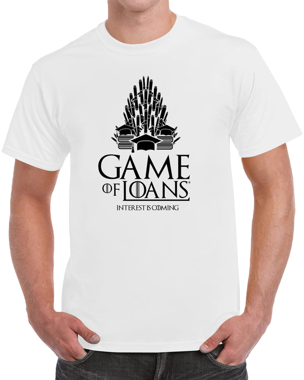 Game of Loans - White
