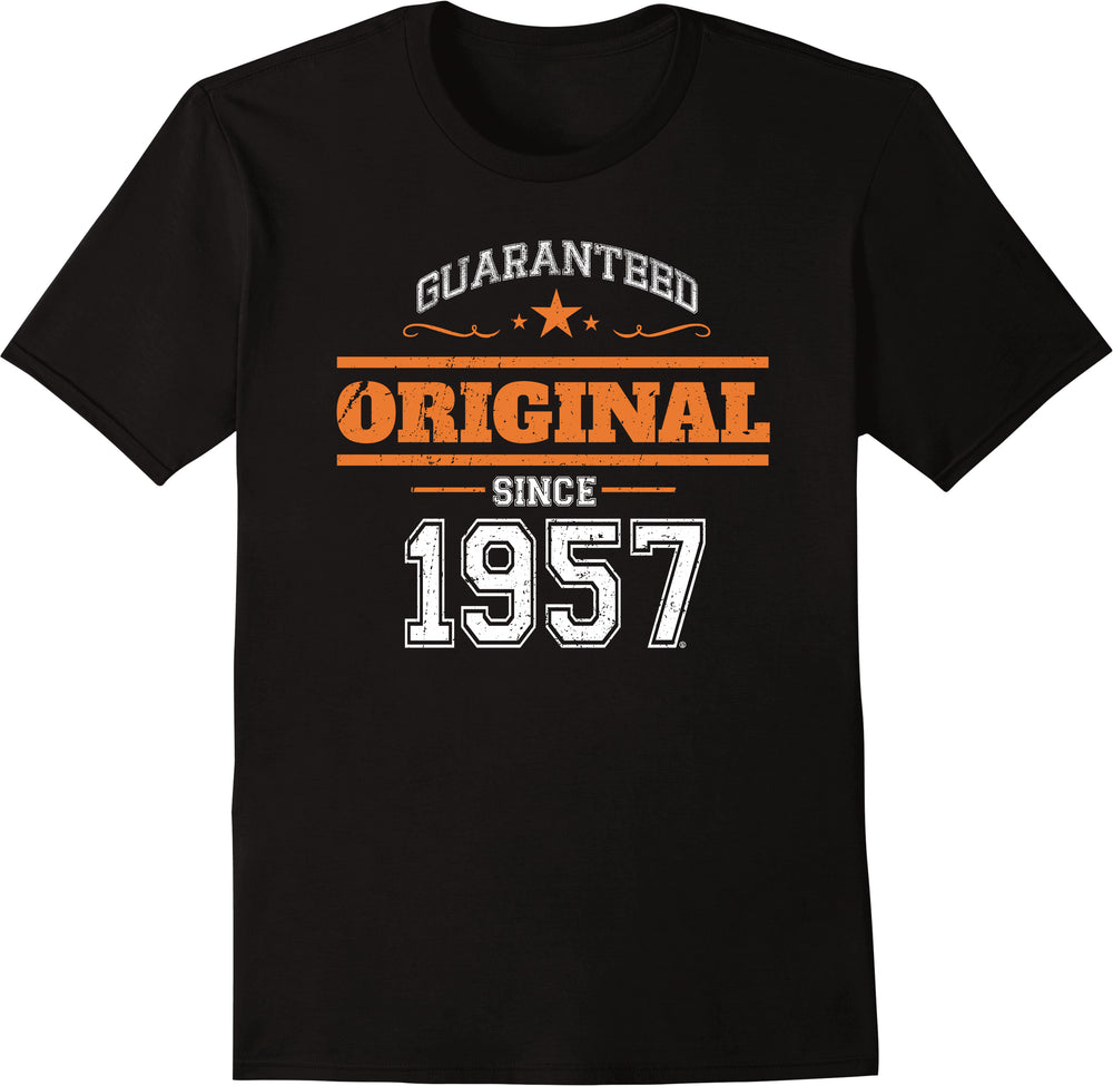 Guaranteed Original Since 1957