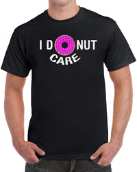 I Donut Care - Distressed Print