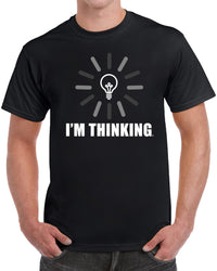 I'm Thinking - Light Bulb