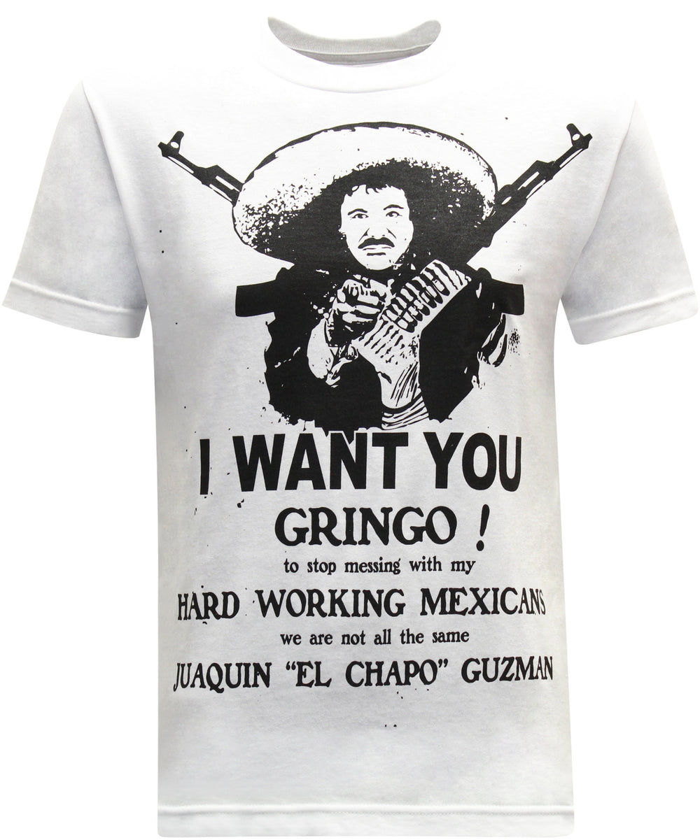 I Want You Gringo
