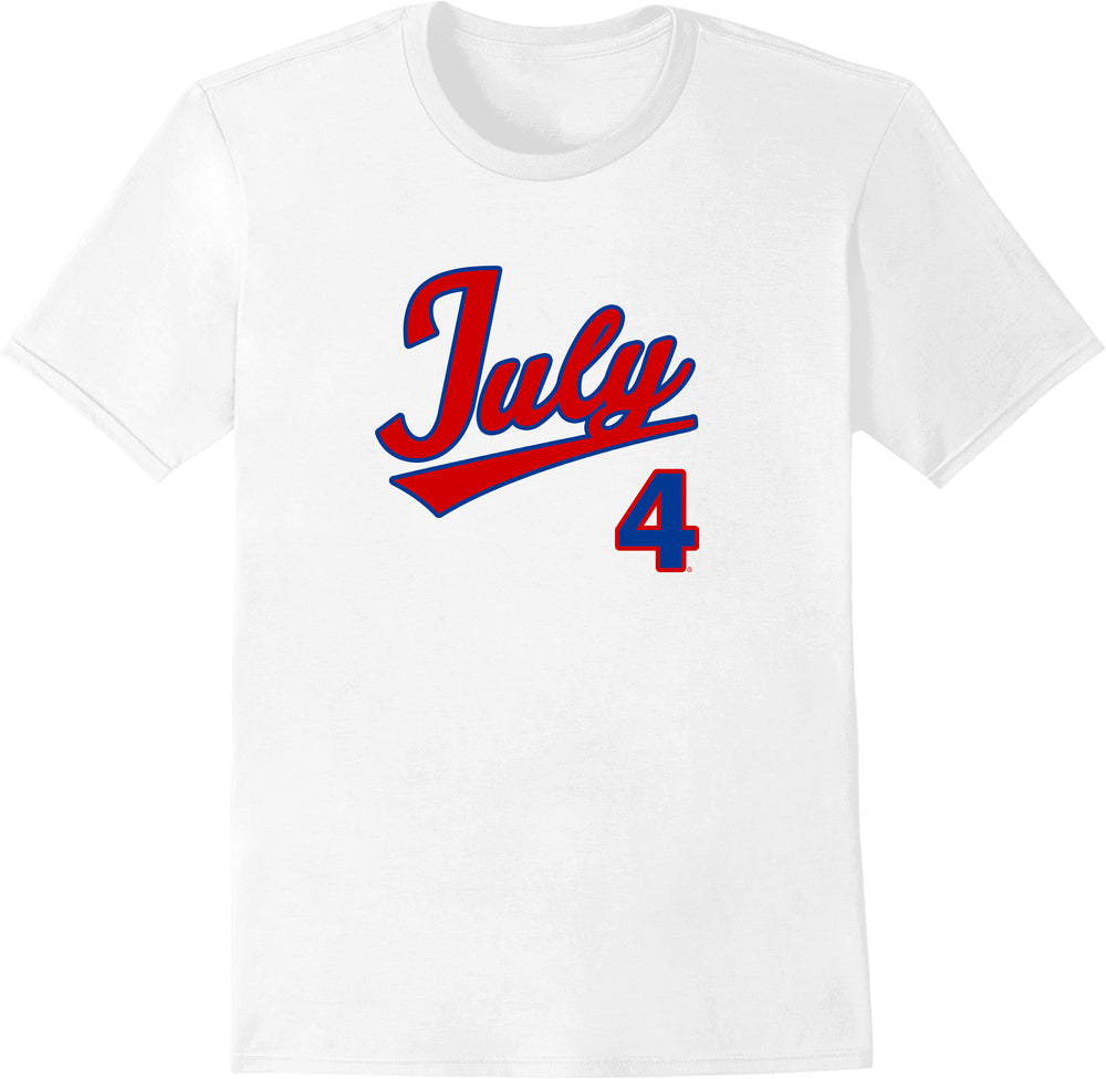 July 4th Jersey Shirt