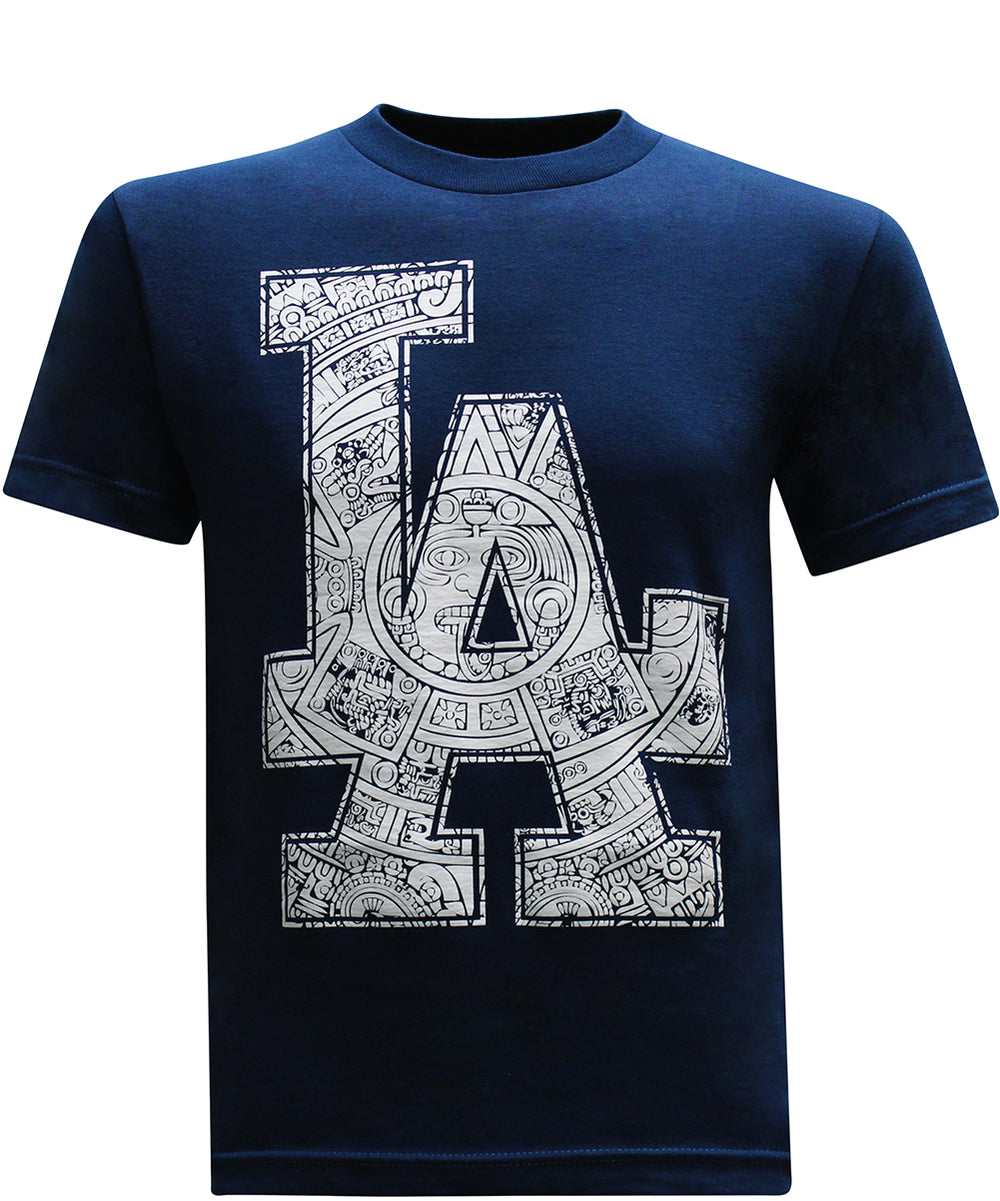 California Republic LA Aztec - Blue