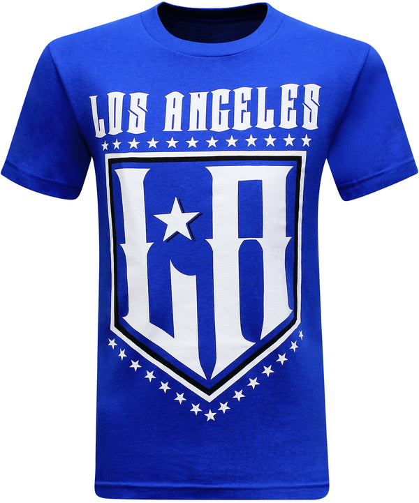 California Republic LA Logo  - Blue
