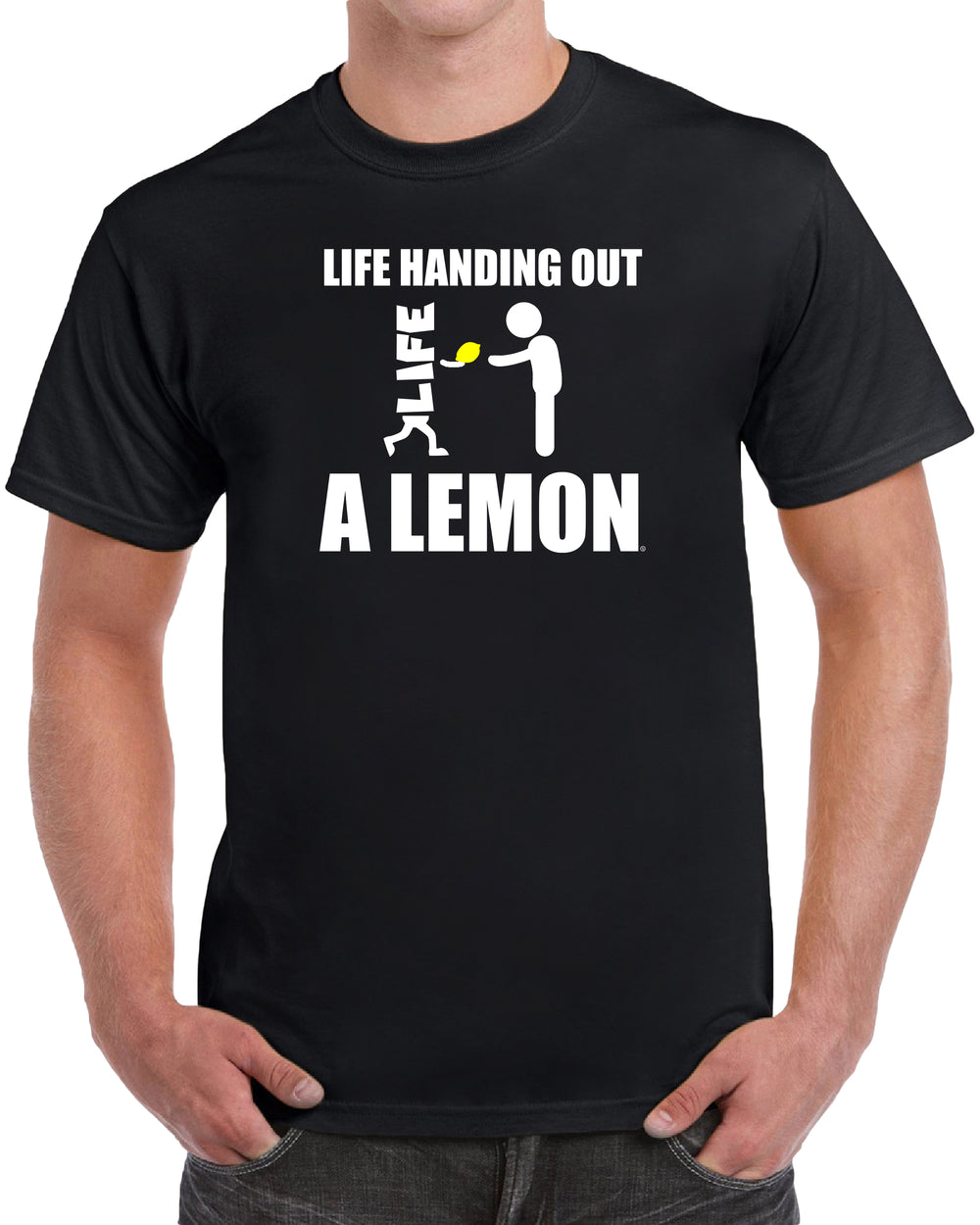 Life Handing Out A Lemon