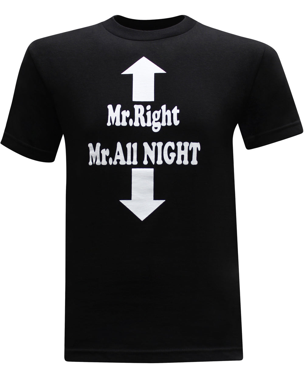 Mr. Right All Night