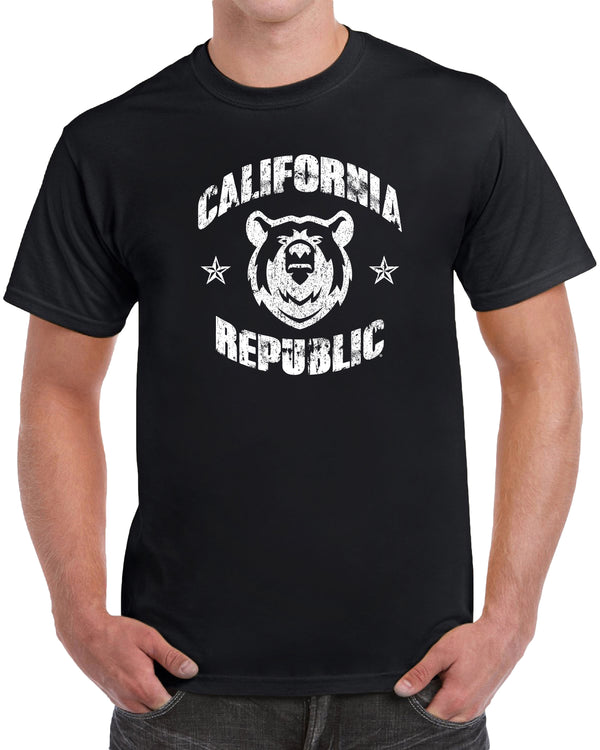 California Republic White Grizzly Bear