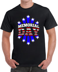 Memorial Day Black - All Stars