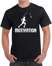 Motivation - Distressed Print